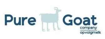 Pure Goat Company opvolmelk logo